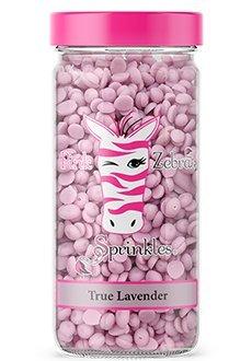 (True Lavender Jar Sprinkles By Pink Zebra)