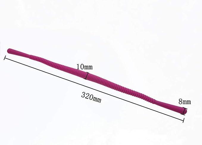 Jinqian - Higiene vaginal femenina del dilatador vaginal de la silicona, aumento genital de la penetración anal: Amazon.es: Salud y cuidado personal