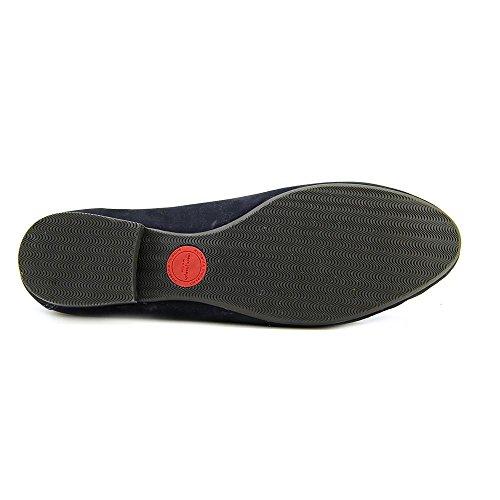 Marc Joseph NY/tamaño de las mujeres borla de Wall Street Loafer zapatos de moda (más colores disponibles) Navy Tassel