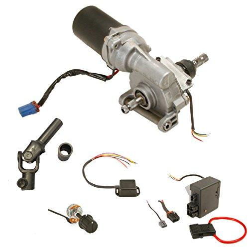 Adapting Electric Power Steering Kit For Sandrails Dune Buggies UTV Side x Side. (Race Road Buggies Off)