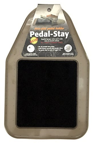 Pedal-Stay II Non-Skid Foot Pedal Support Pad