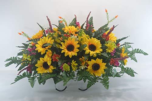 R51 Cemetery Flower Arrangement