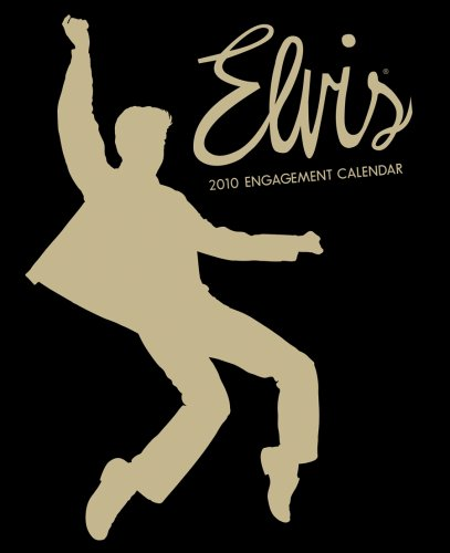 Elvis The Wertheimer Collection 2010 Engagement - Elvis Calendar 2010
