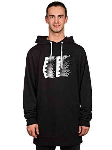 Armada Men's Multiply Pullover Tech Hoody (Black, Large) (Armada Hoodie)