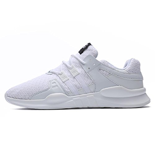 Shoes Mens Lightweight Shoes TUOKING Casual White Sports Breathable Durable Sneakers Shoes Walking Athletic Fashion aB7Bdq