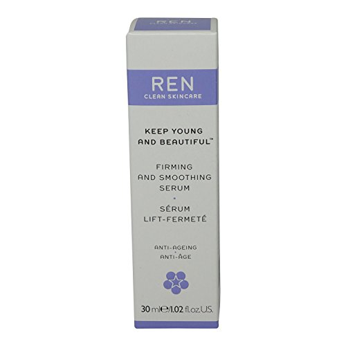 - Ren Keep Young and Beautiful Firming and Smoothing Serum 1oz