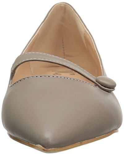 Vilma Flat Co Brinley Brinley Taupe Womens Co Loafer wzZ4Iq