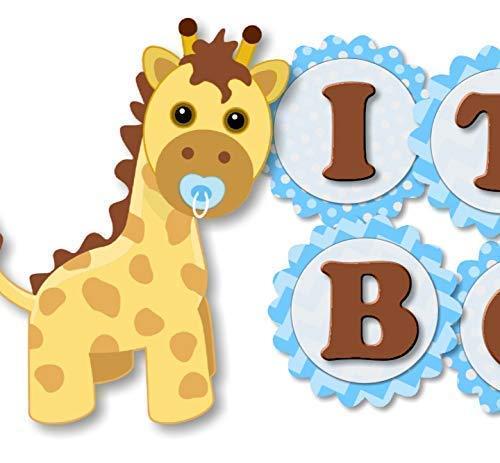 It/'s A Boy Garland Baby Shower Garland It/'s A Boy Garland,Baby boy Baby Shower Banner It/'s A Boy Banner Baby Shower Decor Baby Shower