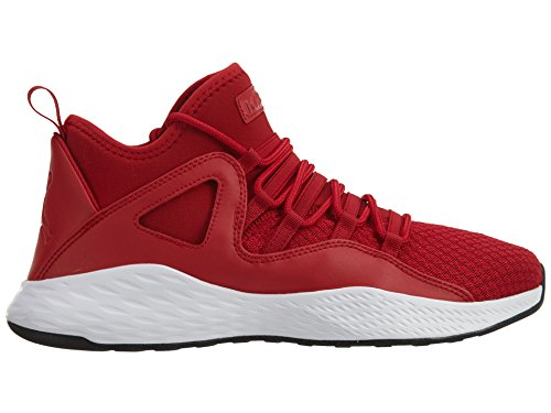Jordan Nike Herren Formel 23 Basketballschuh Gym Red / Gym Rot-weiß-schwarz