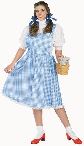 Dorothy Costume - Plus Size - Dress Size (Dorothy Plus Size Costume)