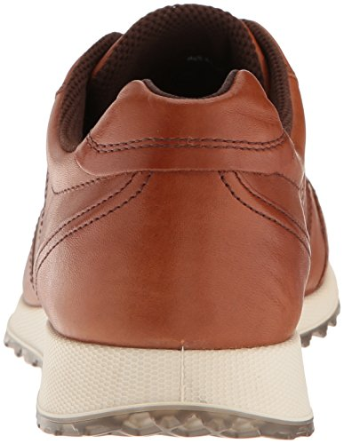Ecco Dames Sneak Retro Stropdas Fashion Sneaker Amber