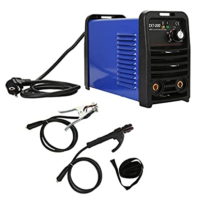 Professional MMA Continuous Welding Machine ZX7-200 IGBT Inverter ...