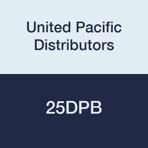 United Pacific Distributors 25DPB Brass Dust Plug 2-1//2 2-1//2