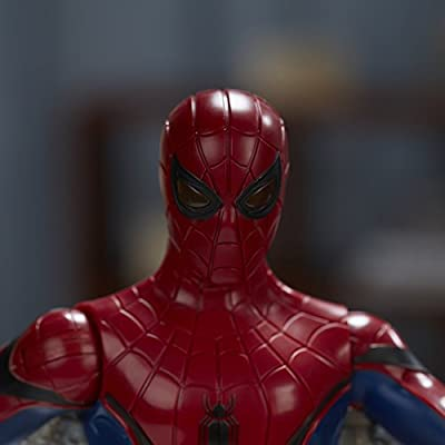 Spider-Man: Homecoming Tech Suit Spider-Man,15 inches: Toys & Games