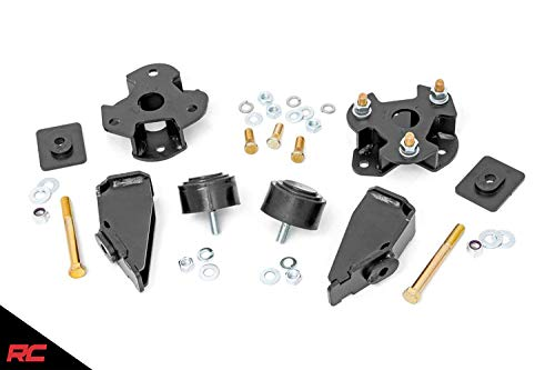 """Rough Country 2"""" Leveling Kit (fits) 2012-2018 Ram 1500 4WD 