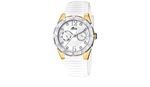 Amazon.com: RELOJ LOTUS 15865/1 MUJER: Watches