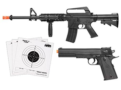 colt-a11ris-m1911-spring-airsoft-kit-black-airsoft-gunAirsoft-Gun