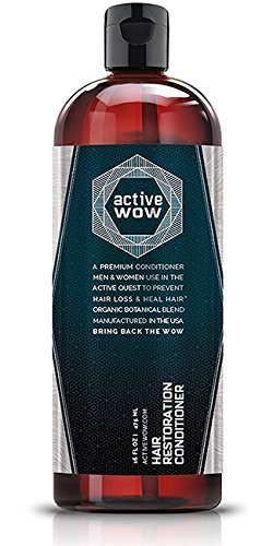 Active Wow Argan Oil Anti Hair-Loss Conditioner - 16 Fluid Oz