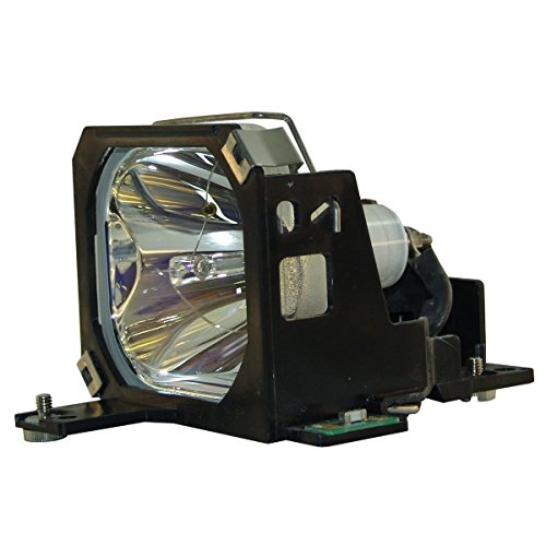 (Kingoo Excellent Projector Lamp for EPSON EMP-5550 EMP-7550 Replacement Projector Lamp Bulb with Housing)