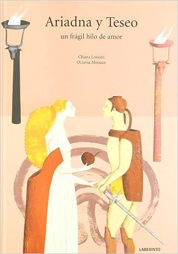 Ariadna Y Teseo Theseus And Athens Un Fragil Hilo De Amor