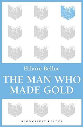 book cover of The Man Who Made Gold