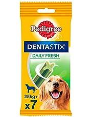 70 Bastoncini - Pedigree Dentastix Fresh Snack per la Igiene Orale (Cani - tutte le taglie)