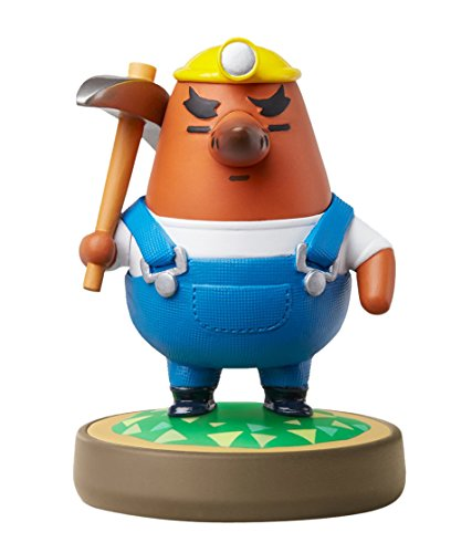 Mr Resetti amiibo Animal Crossing