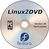 Fedora Linux 29, Workstation Edition, Live Boot / Install, 64 Bit