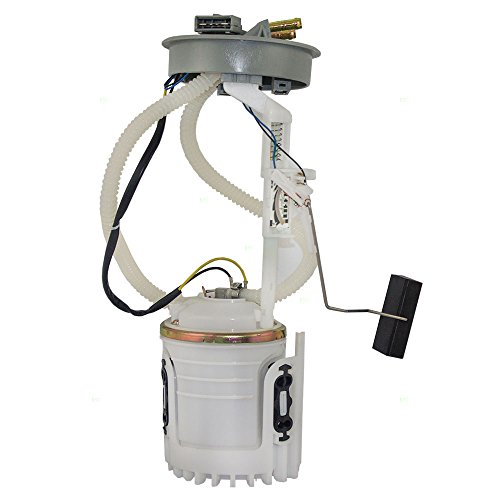 TOPSCOPE FP8366M - Fuel Pump Module Assembly E8366M fits 1997-2002 CABRIO, 1993-2003 EUROVAN, 1993-1999 GOLF, JETTA, 1991- 997 PASSAT(Please Check the Float First)