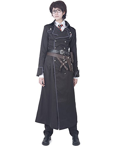 Cosplay Costumes Blue Exorcist - Miccostumes Men's Yukio Okumura Cosplay Costume