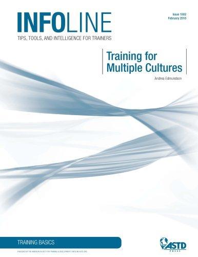 Training for Multiple Cultures (Infoline ASTD) [Paperback] [2010] (Author) Andrea Edmundson