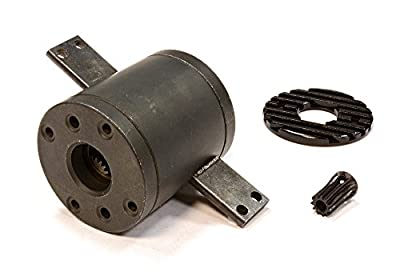 Integy Hobby RC Model Hop-ups C25179 Metal Gear Planetary 1/14 Reduction Gearbox for 1/10 Type D90 Scale Crawler