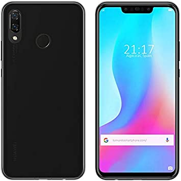 Tumundosmartphone Funda Gel TPU para Huawei P Smart Plus Color ...