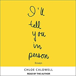 I'll Tell You in Person Audiobook
