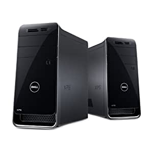 Dell XPS 8700 Desktop - Intel Quad Core i7-4770 Haswell up to 3.9 GHz Max Turbo Frequency, 24GB DDR3 SDRAM, 2TB 7200RPM HDD, nVIDIA GeForce GT 635 1GB GDDR5 Video, DVD Burner, Windows 8 Home Premium