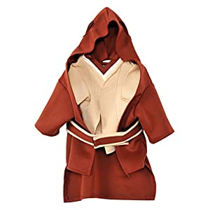 Rubies Costume Company Star Wars Classic Jedi Robe Pet Costume