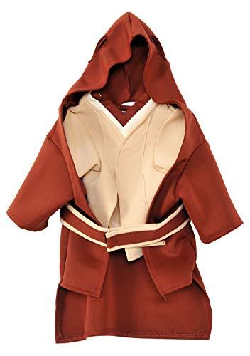 Rubie's Star Wars Classic Jedi Robe Pet Costume, Large by Rubie's (Image #1)