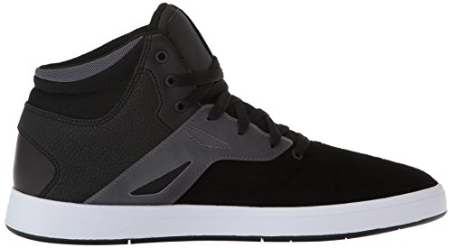Pictures of DC Men's Frequency HIGH Skate Shoe ADYS100410 Black/White 3