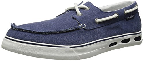 Columbia Men's Vulc N Vent Boat Casual Shoe, - Canvas Boat Shoes