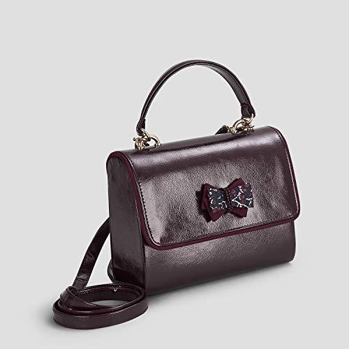 unique taille Ruby Bordeaux Pochette femme Shoo x1U6aU7