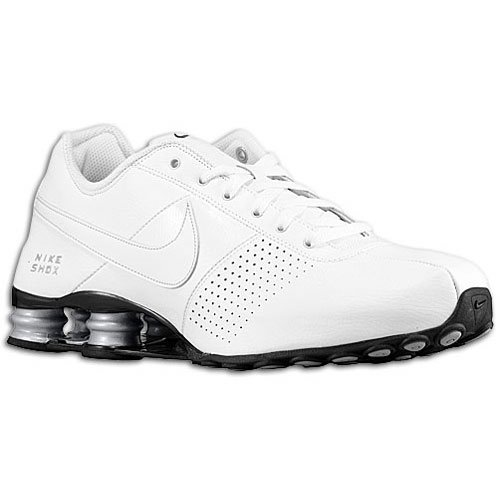 Nike Shox Deliver Black And White
