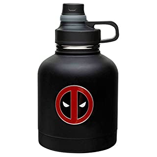 Zak Designs Marvel Universe Vacuum Jug, Deadpool, 32oz (B01KZU0L8U) | Amazon price tracker / tracking, Amazon price history charts, Amazon price watches, Amazon price drop alerts