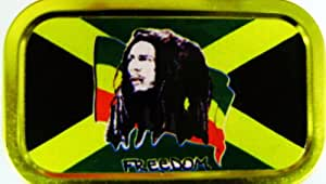 1 onza de Bob Marley Freedom Tabaquera