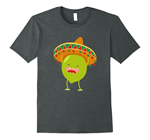 Mens Lime - Tequila and Lime Matching Halloween Costume Shirt Small Dark (Top Ten Best Halloween Costumes For Couples)