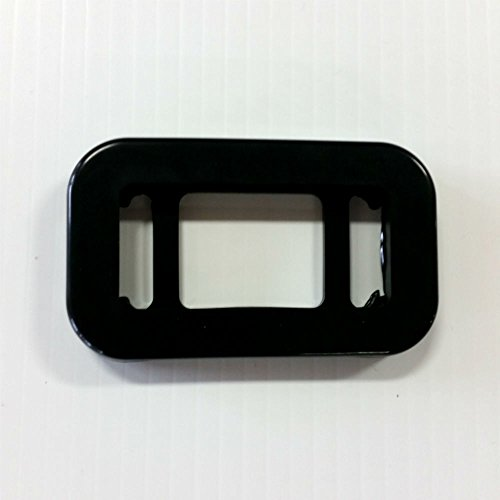 Triton 05061 Rectangle 2.5 Inch Clearance Sidemarker Light Grommet - 2 Pack by Triton