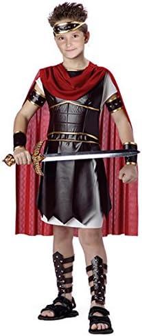 Disfraz de Soldado Romano niño infantil para Carnaval 7-9 años ...