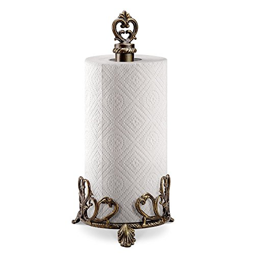 Viridian Bay Fontaine Collection Belrose Paper Towel Holder ()