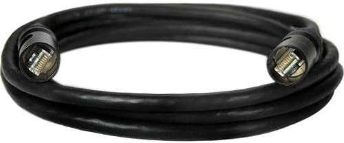 Whirlwind ENC6ASE 25 Ethercon to Ethercon Shielded Tactical CAT6A Cable