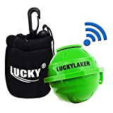 LUCKY WiFi Fish Finder iOS Android Wireless Fishfinder 148ft (45 Meters) Depth Capability 70m WiFi Range