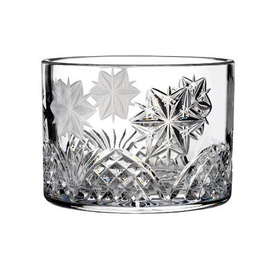Waterford Crystal Snowflake Wishes Champagne Coaster by Waterford